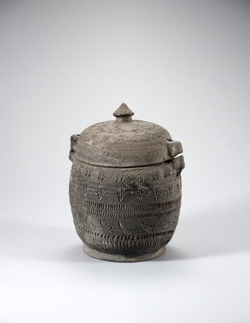 , 'Funeral urn,' VIII century, RMN Grand Palais
