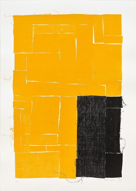 Asger Dybvad Larsen, 'O.T.', 2018, Print, Silkscreen on paper, Lepsien Art Foundation