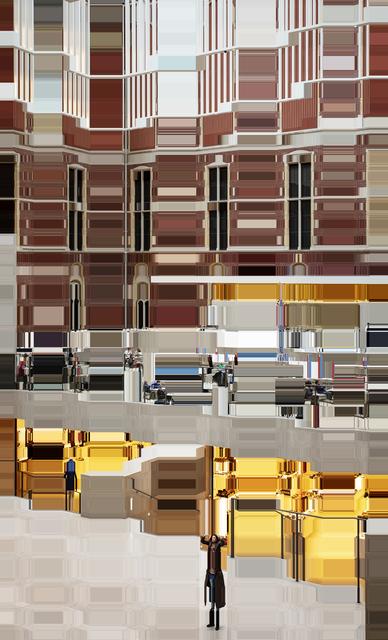 , 'The Rijksmuseum Café,' 2018, Winston Wächter Fine Art