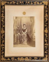 Portrait of Empress Shoken