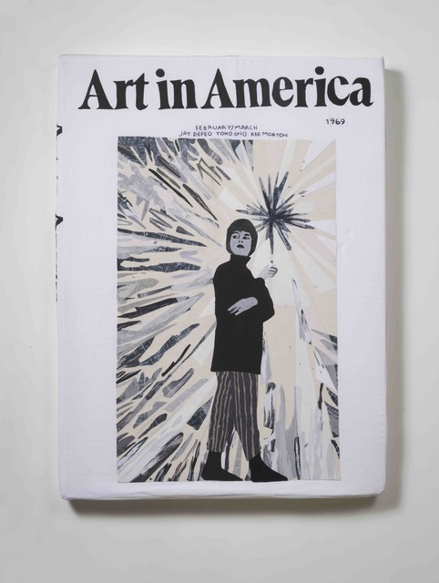 , 'Art in America/ Jay Defeo,' 2018, Over the Influence