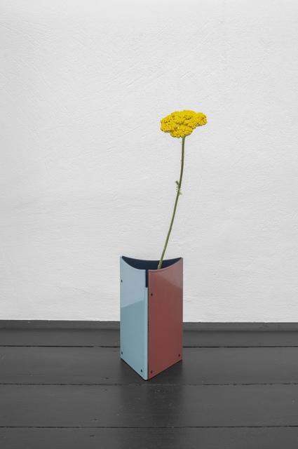 , 'Vasenamell #08,' 2017, Galerie Mehdi Chouakri
