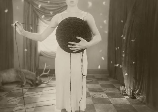 , 'Ariadne's Thread,' 2013, Slete Gallery