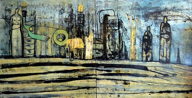 , 'Exodus,' , Bill Lowe Gallery