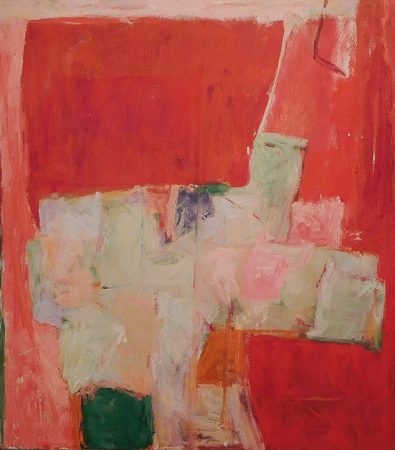 , 'Pink and White,' 1960, Lawrence Fine Art