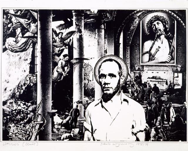 , 'Untitled (Genet, after Brassai),' 1978-79/1990, P.P.O.W