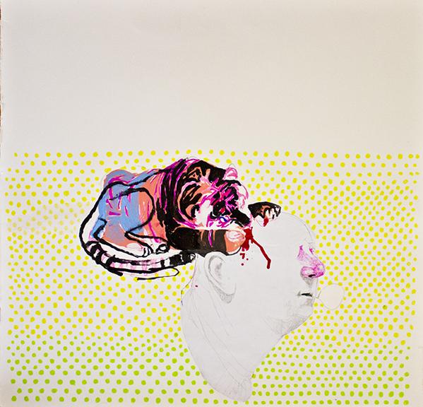 , 'Larry for President ,' 2015, David Lusk Gallery