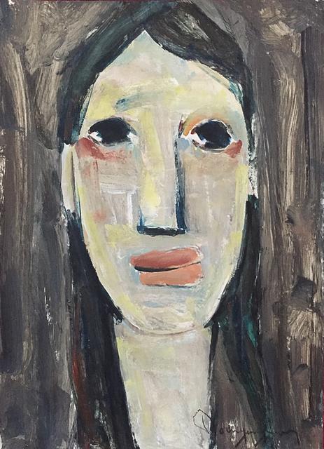 Paul-Henri Bourguignon, 'Rose', Eisele Fine Art