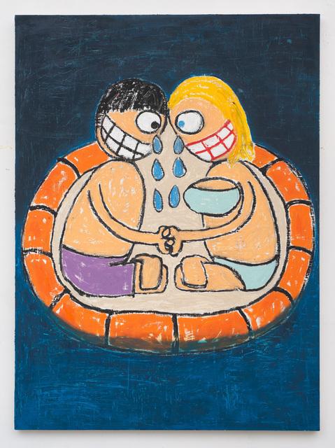 , 'Raft,' 2014, Anat Ebgi