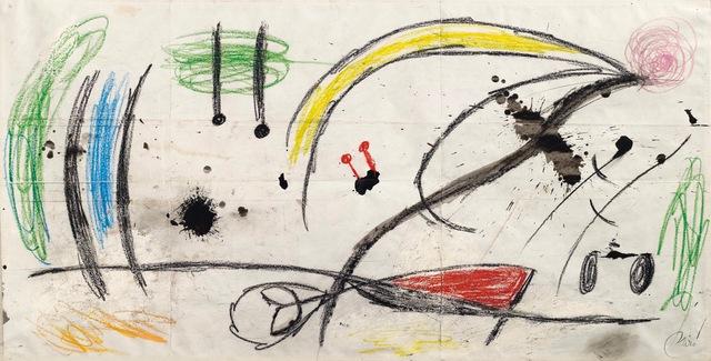 Joan Miró, 'Paysage', 1975, Opera Gallery