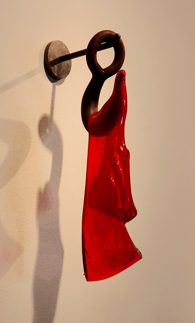 , 'Torn Red Hook,' 2012, Bellas Artes Gallery