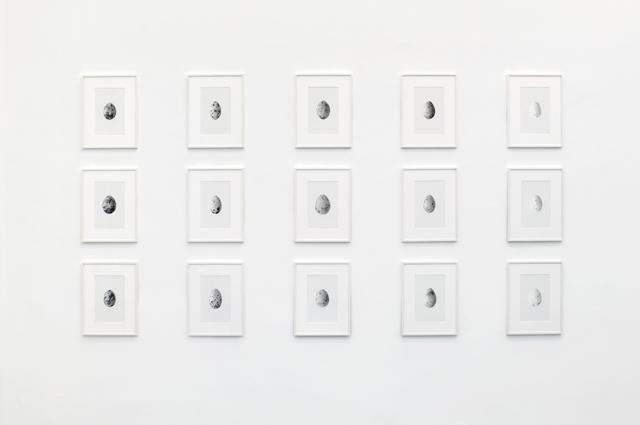 , 'Brutparasit,' 2016, Christine König Galerie