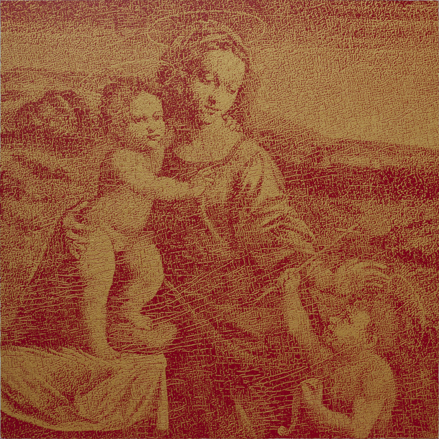, 'Madonna and Child ,' 2016, Gallery Sesom