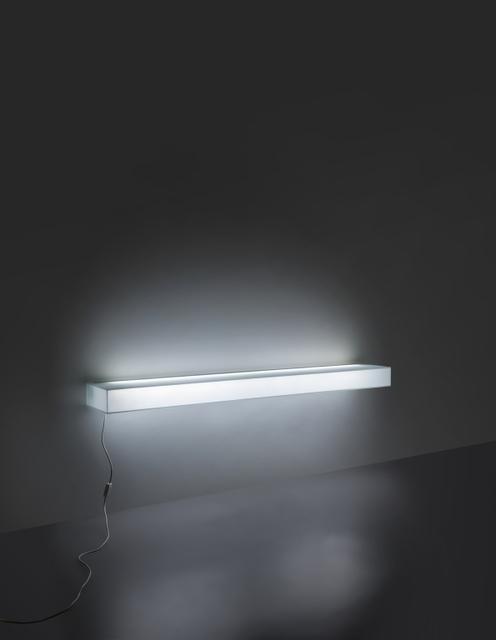 Nanda Vigo, 'A 'Light Light' shelf', 2000, Aste Boetto