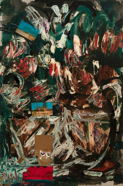 , 'Flowers,' 1964-1965, Hollis Taggart