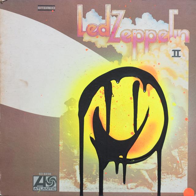 , 'Led Zeppelin II ,' 2018, ABXY