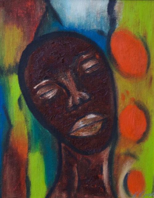 , 'I pray,' 2011, Art Collection NYC