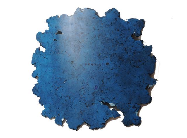 , 'bleu profond,' 2019, Taubert Contemporary