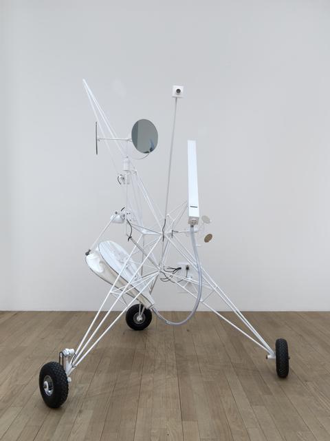 , 'Defender,' 2016, bitforms gallery