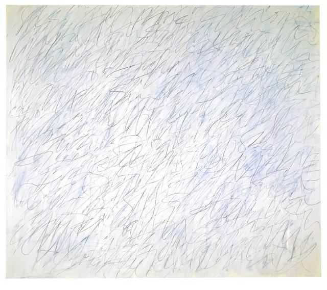 , 'Nini's Painting,' 1971, Kunstmuseum Basel