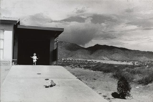 , 'Albuquerque,' 1957, Jeu de Paume