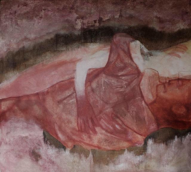 Derrick Greaves, 'Lovers', 1958, James Hyman Gallery
