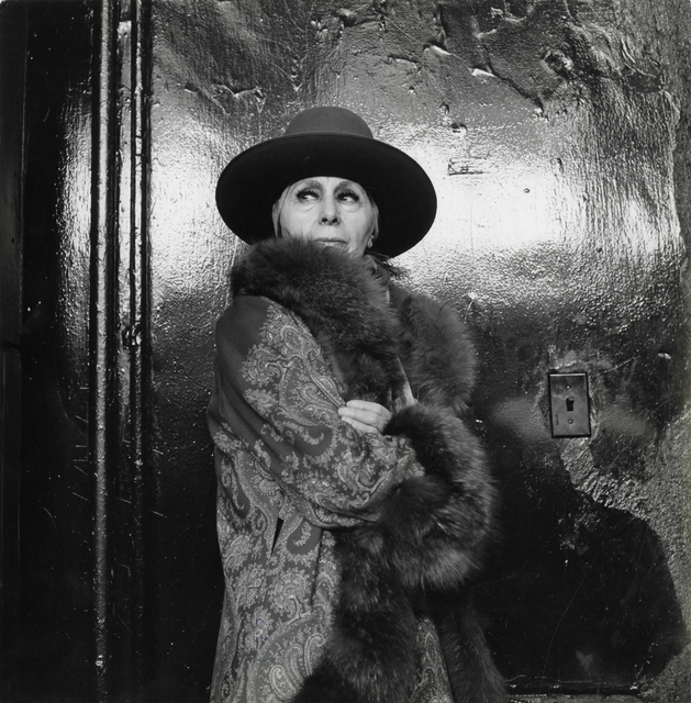 Cecil Beaton, 'Louise Nevelson', 1978, Thomas French Fine Art