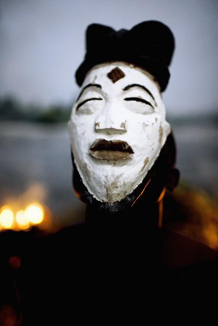 , 'Phantoms of the Congo river (021),' 2011-2012, Galerie Galea