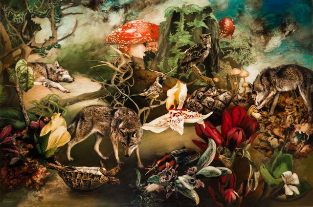 , 'Reality's Allegory,' 2018, Villa del Arte Galleries
