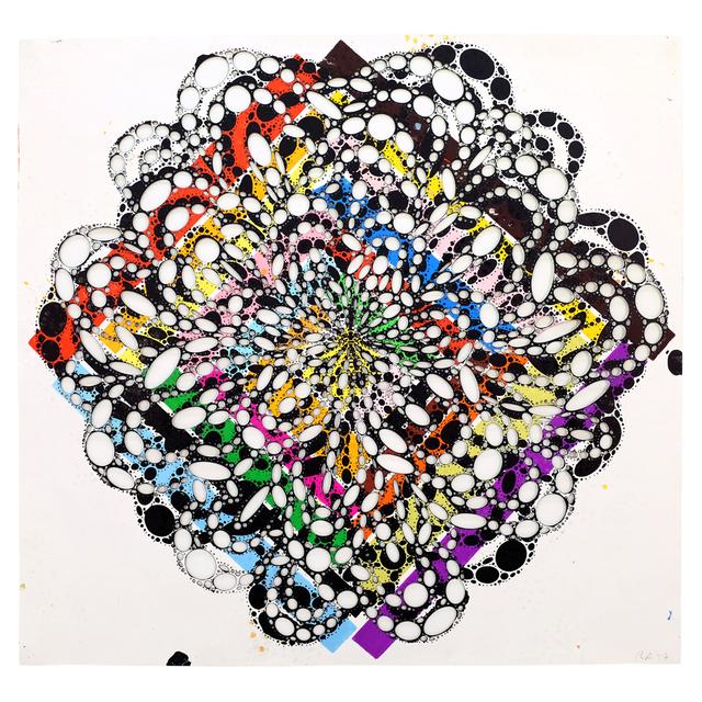 , 'Rainbow Order I,' 2016-2017, Gallery 16