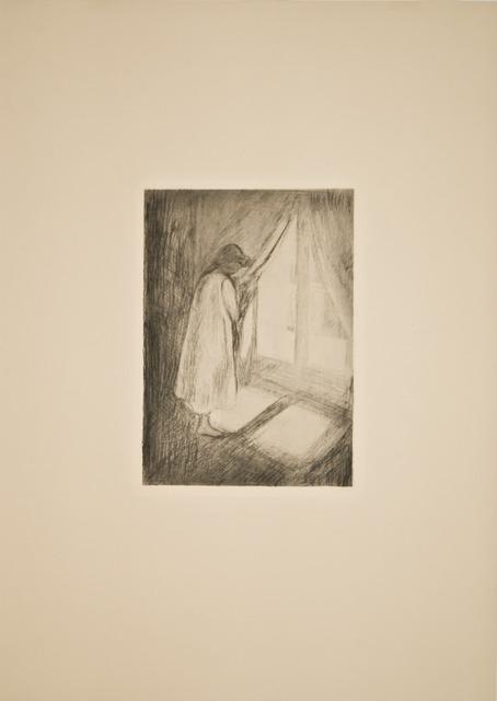 , 'Piken ved vinduet (The Girl at the Window),' 1894, Modernism Inc.