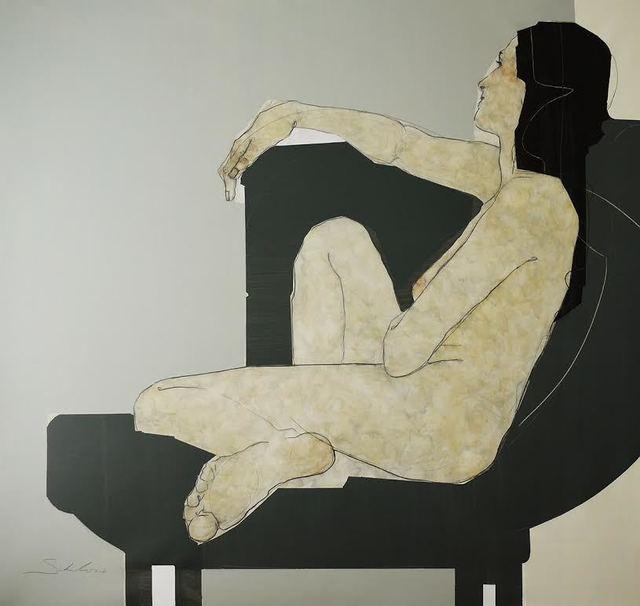 , 'Daimon,' 2017, Rebecca Hossack Art Gallery