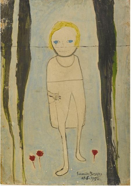 , 'Cem Sultan,' 1970, Galerist