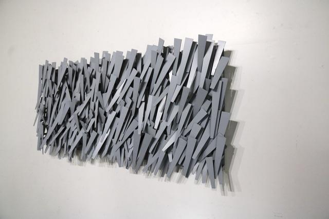 , 'Lluvia Gris Horizontal,' 2017, Artscape Lab