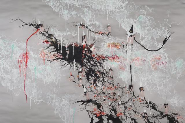 , 'Le banquet,' 2014, Galerie D'Este