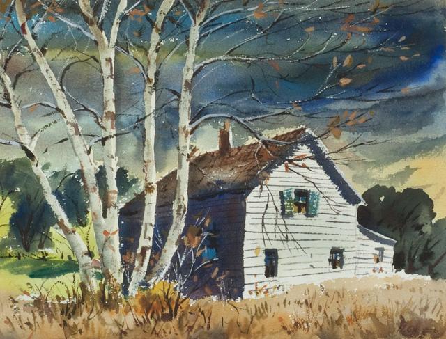, 'By the Farm,' , Questroyal Fine Art