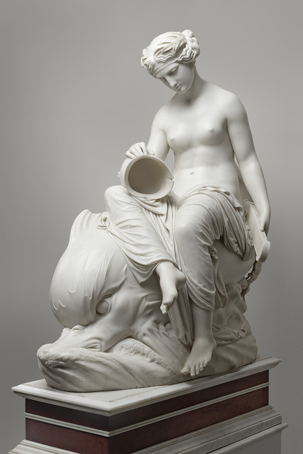 , 'Thetis on a Dolphin,' XIX C., The State Hermitage Museum
