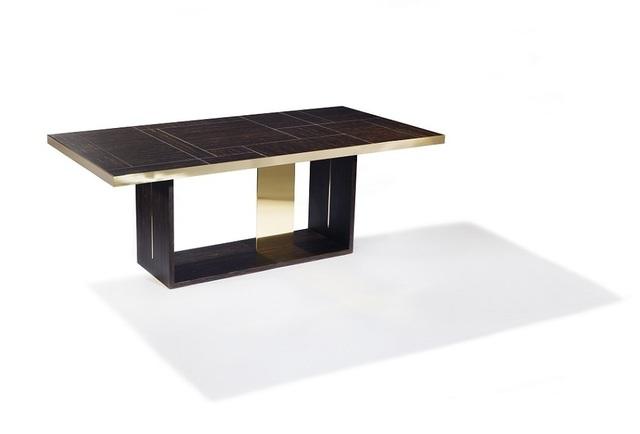 , 'Square table,' 2016, Galerie Negropontes