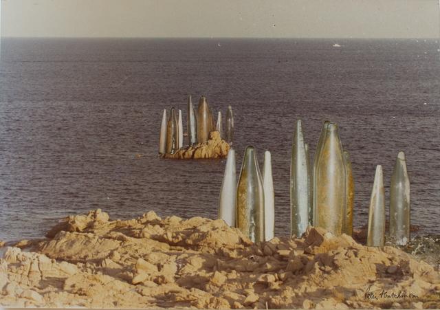 , 'Tubes at Coast near St. Tropez,' 1969-1974, Gaa Gallery