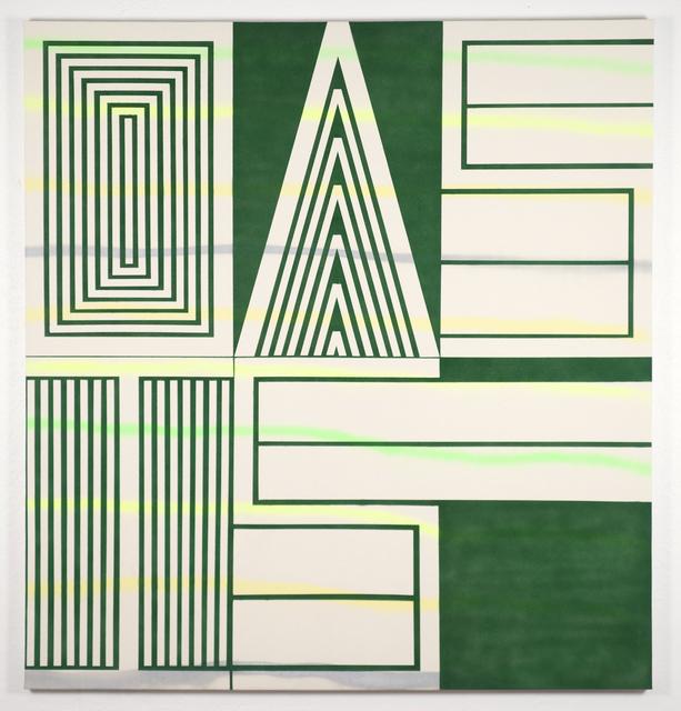 , 'Green Oasis,' 2019, Xippas