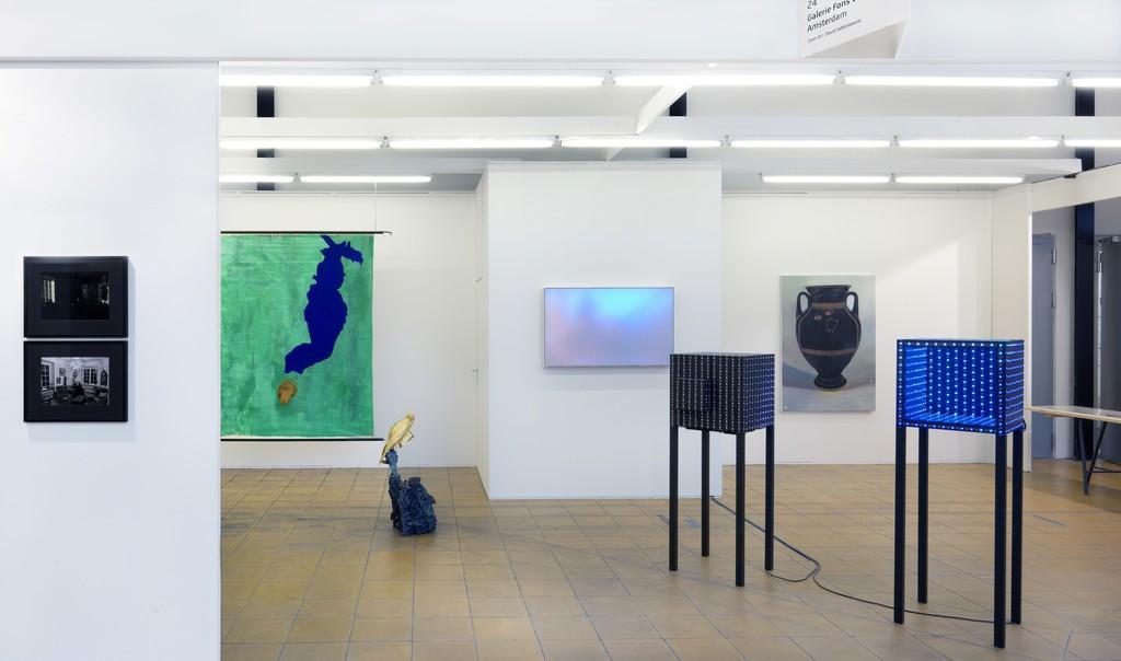 Galerie Fons Welters at Art Rotterdam 2017. Photo: Gert Jan van Rooij