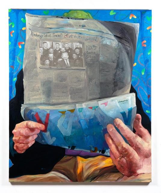 Rebecca Ness, 'April 19th, 2019', 2019, 1969 Gallery