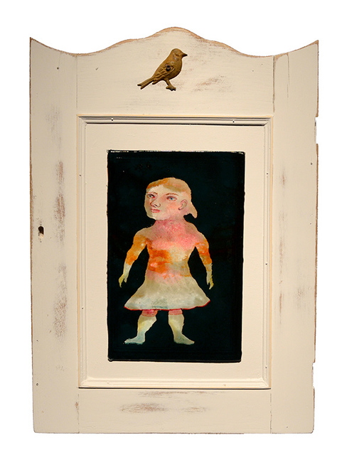 , 'Mr. Sparrow,' 2015, Abmeyer + Wood Fine Art