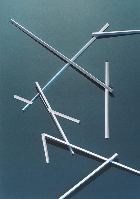 , 'Sticks 15,' 2016, Von Lintel Gallery