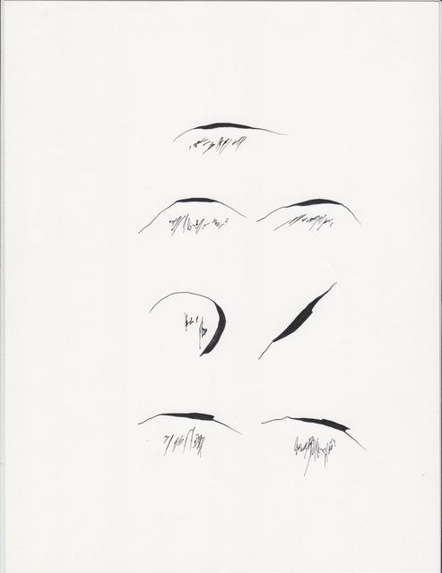 Mirtha Dermisache, 'Untitled', 1997, Herlitzka + Faria