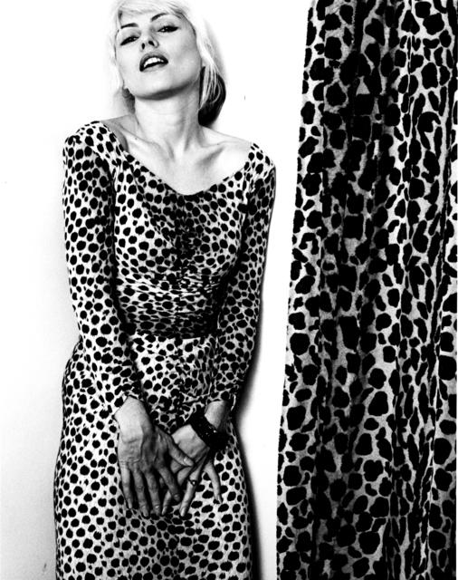 Sheila Rock, 'Debbie Harry of Blondie, Holland Park, London', ca. 1977, Photography, Hand printed Silver Gelatin print, ElliottHalls