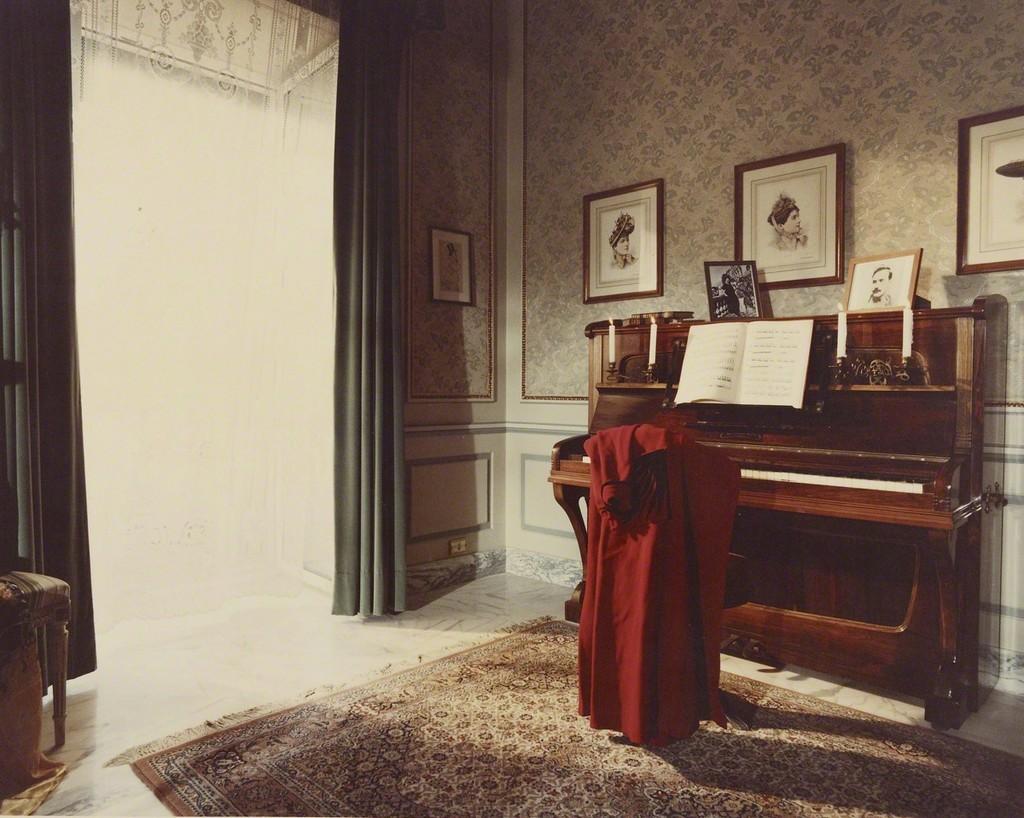 """Sorrento, 1987 - da """" I luoghi della musica"""" Vintage print"""