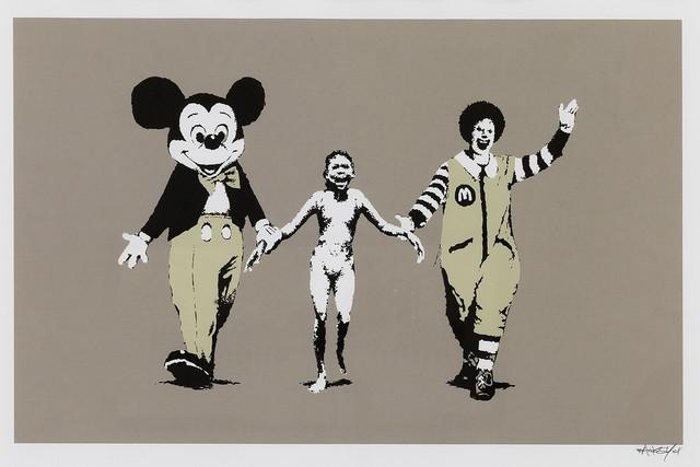 Banksy, 'Napalm', 2004, Andipa