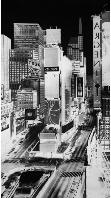 , 'Times Square, New York, V: July 31, 2007,' 2007, Gagosian