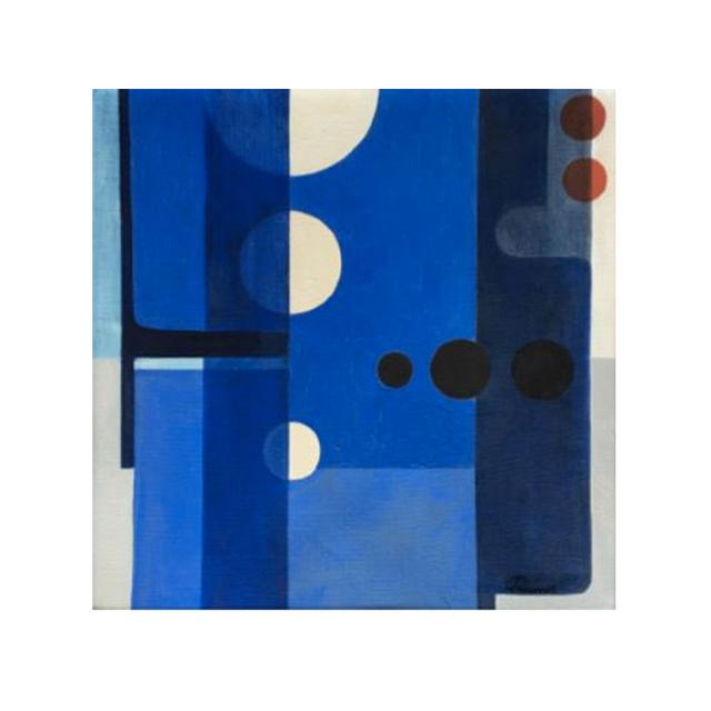 , 'Composicion en Azul,' 1976, Leon Tovar Gallery